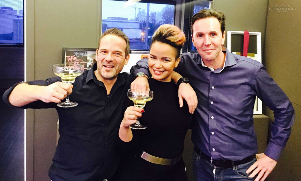 Eva Simons signs music publishing deal with Strengholt Music Group