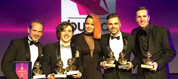 Strengholt Music Group wins Buma Awards with Eva Simons, Janieck Devy and Radboud Miedema